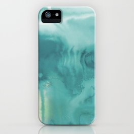 A Tranquil Dream No.1t by Kathy Morton Stanion iPhone Case