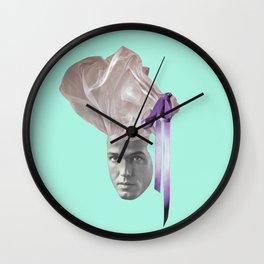 Mario Antoinette Wall Clock
