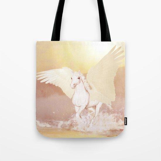 HORSE - Pegasus Tote Bag