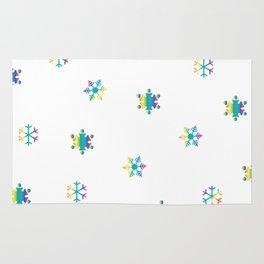 Snowflakes_E Rug