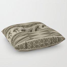 Southwest Kokopelli Floor Pillow