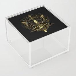 Zelda Sword Acrylic Box