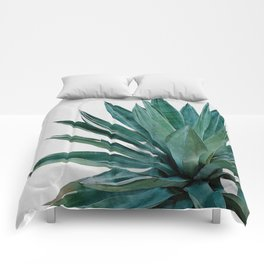 Agave Cactus Comforters