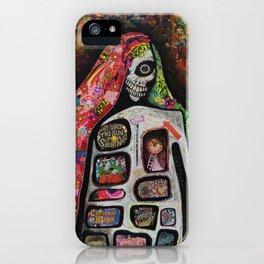 Apocalypse Girl iPhone Case