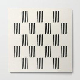 Formation Metal Print