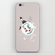 The other side of the world iPhone & iPod Skin