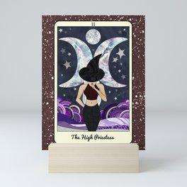 The High Priestess Mini Art Print