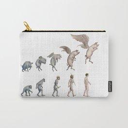 Darwin's Inspiration Mug Carry-All Pouch