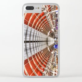 Paddington Station London Clear iPhone Case