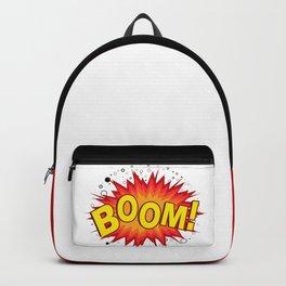 Boom! Backpack