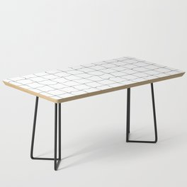Swimming Pool Grid - Underwater Grid Coffee Table