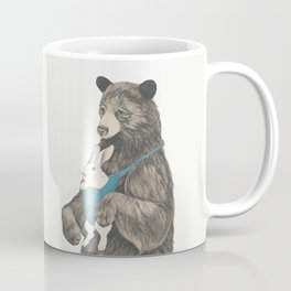the bear au pair Coffee Mug