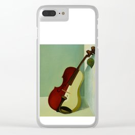 DIFFERENCES Clear iPhone Case