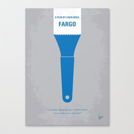 No283 My FARGO mmp Canvas Print