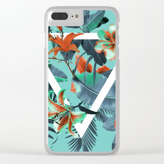 Tropic Works 1 Clear iPhone Case