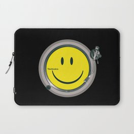 Acid Technics - Music / Deejay Laptop Sleeve