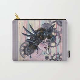 Lady Bird-Head Carry-All Pouch
