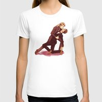 dancing T-shirts featuring DANCING by FISHNONES