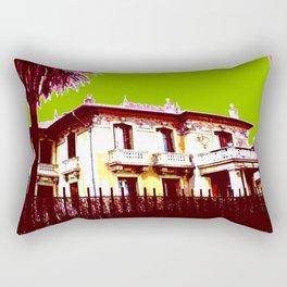 VIEILLEDAMEVERTE Rectangular Pillow