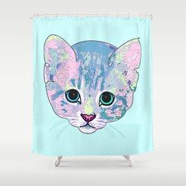 InfiniteKitten Shower Curtain