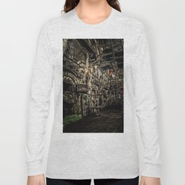 The Boiler Room Long Sleeve T-shirt