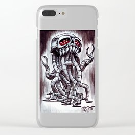 You Have A Good Head On You Clear iPhone Case