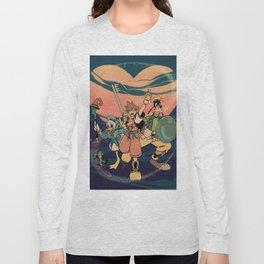 Kingdom Hearts Long Sleeve T-shirt