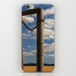 Unterwegs_16881 iPhone Skin
