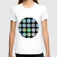 dots T-shirts featuring Dots  by LebensARTdesign