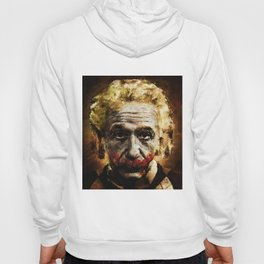 Einstein The Joker (Relatively Funny) Hoody