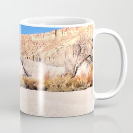 Southwest Desert Dry Mud Flats Coffee Mug