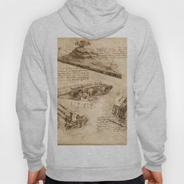 Codex: Star Destroyer Hoody