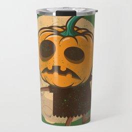 Pumpkinhead Travel Mug