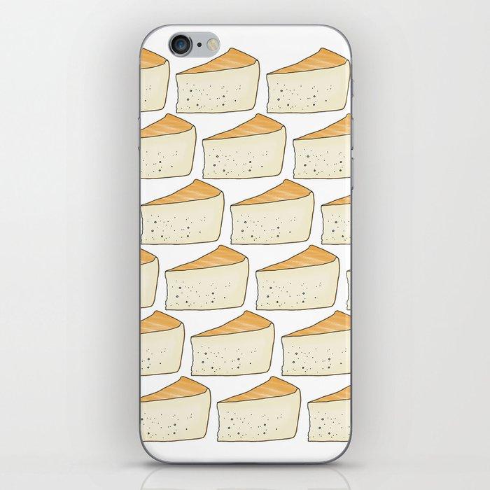 Idiazábal - smoky cheese iPhone Skin