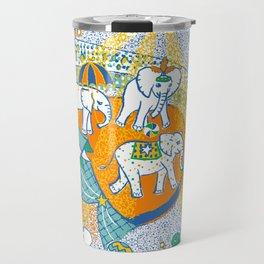 Elephant Act Travel Mug
