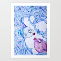 Other Fish in the Sea Art Print