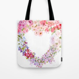 Heart Full of Love Tote Bag