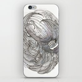 A Descent into the Maelstrom iPhone Skin