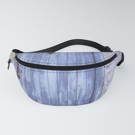 Old Blue Door Fanny Pack