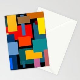 Color Blocks #8-2 Stationery Cards