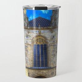 St Stephen's Cathedral Vienna Travel Mug