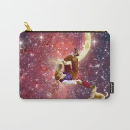 Playing on the Moon 2 Carry-All Pouch