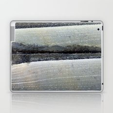 obliterated waveform Laptop & iPad Skin