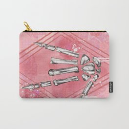 Bones I Carry-All Pouch