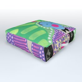 The Invisible Gala 001 Outdoor Floor Cushion