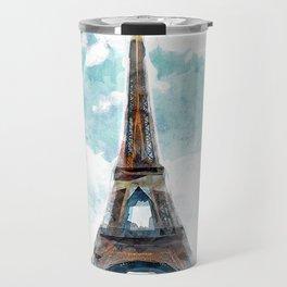 Paris Tour Eiffel Travel Mug