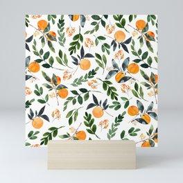 Orange Grove Mini Art Print