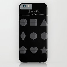 Sith geometry lessons iPhone 6s Slim Case