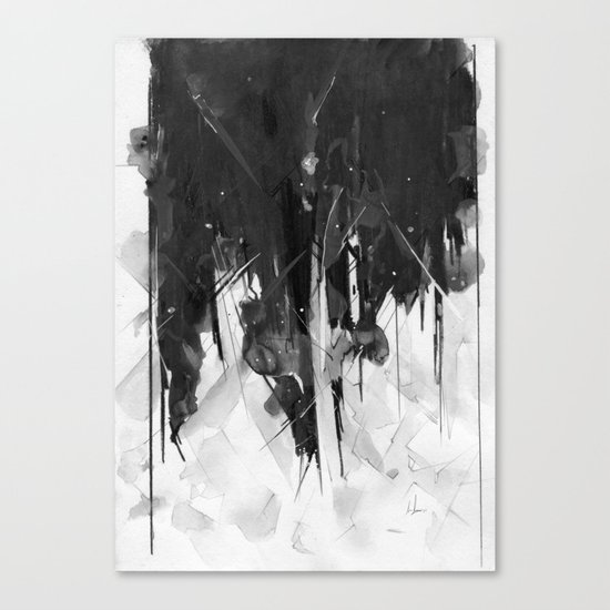 Stacy Canvas Print