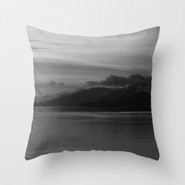 Loch Linnhe Throw Pillow